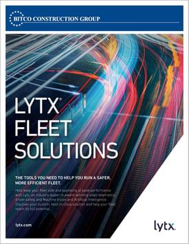 Lytx Fleet Solutions brochure - ORCIG
